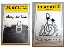 Anita Gillette Playbills: