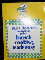 Blue Bonnet Margarine Presents: