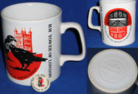 H.M Tower of London Mug