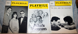 Alan Alda Playbills: