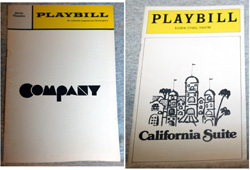 Barbara Barrie Playbills:
