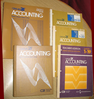 Boyton/Carlson/Forkner/Swanson: Accounting First Year