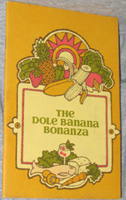 The Dole Banana Bonanza