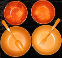 Ellinger's Salad Bowl Set