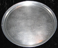 Aluminum Serving Tray from